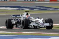 2強ではなく、3強? BMWは、初ポールのクビサが好走し3位でゴール。シーズン前からの初優勝というミッションに徐々に近づきつつあることをアピールした。(写真=BMW)