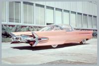 米国フォードの1955年ドリームカーは「ラ・トスカ」。プッチーニのオペラにちなんだか?