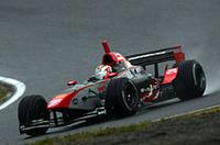 ノンストップ作戦で今季2勝目をあげたアンドレ・ロッテラー。