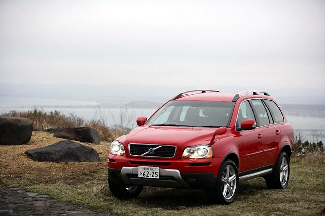 ボルボXC90 3.2 Sport(4WD/6AT)【短評(前編)】