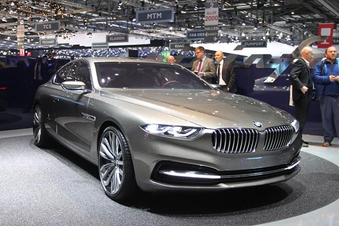 BMWピニンファリーナ・グラン ルッソ クーペ