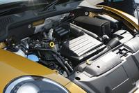 「ザ・ビートル」の中で唯一となる、1.4リッター直4ターボエンジン。