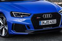 【フランクフルトショー2017】アウディ、新型「RS 4アバント」を世界初公開の画像