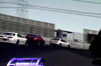 予選Cブロックは、ビデオで見たことがあるラインナップ!? 「トヨタ・スープラRZ」「フォード・マスタングSVTコブラR」「スバル・インプレッサセダンWRX STi スペックC」。