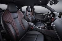 【パリモーターショー2016】アウディが最高出力400psの「RS 3セダン」を発表の画像