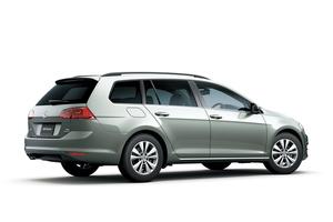VWが「ゴルフヴァリアント」の装備を強化