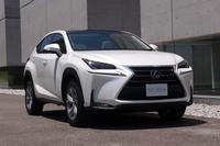新型SUV「レクサスNX200t/NX300h」発売の画像