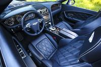 ベントレー・コンチネンタルGTスピード コンバーチブル(4WD/8AT)【海外試乗記】