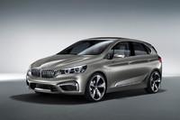 「BMWコンセプト アクティブ ツアラー」