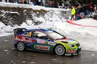 開幕戦モンテカルロはローブが制覇 スバルは3位入賞果たす【WRC 08】