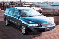 ボルボ、「V70」の特別限定車を発売の画像