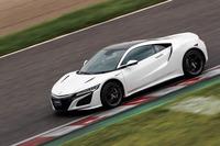 月に1度の特別なメールマガジン『月刊webCG通信』 頂上対決! 「ホンダNSX」と「日産GT-R」の画像