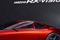 マツダRX-VISION:きたる節目の年に注目の画像