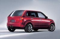 【デトロイトショー2004】マツダ、コンセプトカー「MX-Micro Sport」 など出展