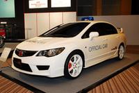 2007年春発売予定!「シビック・タイプR」、プロトはF1日本GPに登場の画像