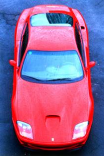 フェラーリ550マラネロ(6MT)【試乗記】
