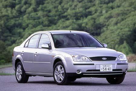 フォード・モンデオセダン V6ギア(5AT)【試乗記】