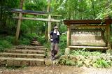 軽い気持ちで向かった八王子城山は、高尾山に負けないすごい山だった。