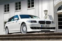 「BMWアルピナB5ビターボ ツーリング」