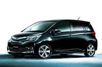スポーティーなイメージが与えられた特別仕様車「Sport Limited」のエクステリア。