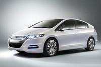 ホンダ、次世代ハイブリッドカーの新型「インサイト」を発表【パリサロン08】
