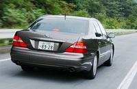 トヨタ・セルシオC仕様 インテリアセレクション(6AT)【ブリーフテスト】の画像