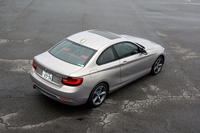 「2シリーズ」は、BMWのラインナップで最もコンパクトな2ドアクーペ。日本国内では、2014年2月に発売された。