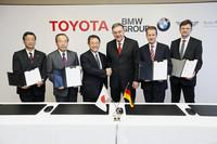 BMWとトヨタが技術開発の協業で合意