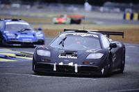 ルマン24時間耐久レースなどで活躍した「マクラーレンF1 GTR」。
