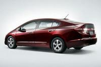 ホンダ、「FCXクラリティ」の日本仕様車を公開の画像