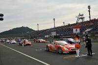 第8戦もてぎはレクサスの勝利 年間タイトルも【SUPER GT 2013】の画像