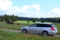 スバル・レガシィツーリングワゴン 3.0R(5AT)【試乗記】の画像