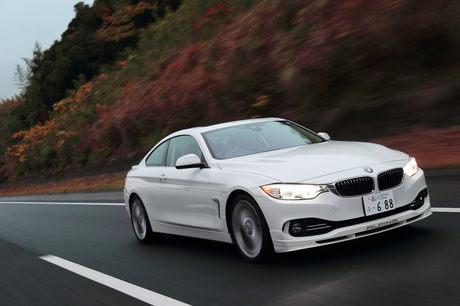 実に700Nmもの最大トルクを発生する、3リッター直6ディーゼルエンジンを搭載した「BMWアルピナD4ビターボ ...