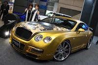 「東京スペシャルインポートカーショー2008」、幕張メッセで開幕
