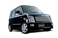 【写真上】「ワゴンR FX」 【写真下】特別仕様車「ワゴンR FT-Sリミテッド」