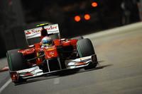 第15戦シンガポールGP決勝結果【F1 2010 速報】