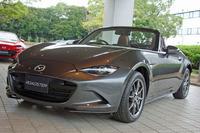 特別仕様車「ロードスターRED TOP」は、2018年3月31日までの受注期間限定モデル。