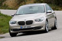 【Movie】「BMW5シリーズ グラントゥーリスモ」ベールを脱ぐの画像