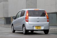 """ダイハツ・ミラ Xリミテッド """"SMART DRIVE Package""""(FF/CVT)/ミラカスタムX(FF/CVT)【試乗記】の画像"""