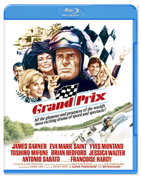『グラン・プリ』Blu-ray