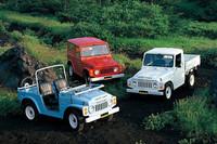 イタリア版、「ジムニー」の変わった特別仕様車
