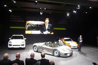 VW、アウディ、ポルシェのブース紹介【ジュネーブショー2010】