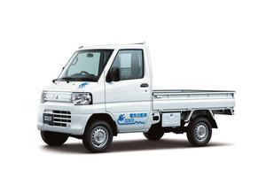 三菱、軽トラック「ミニキャブ」のEVを発表
