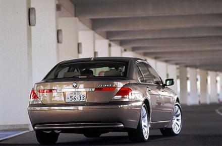 BMW760Li(6AT)【ブリーフテスト】