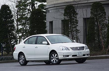 トヨタ・プレミオ 1.8X EXパッケージ 4WD(4AT)【ブリーフテスト】