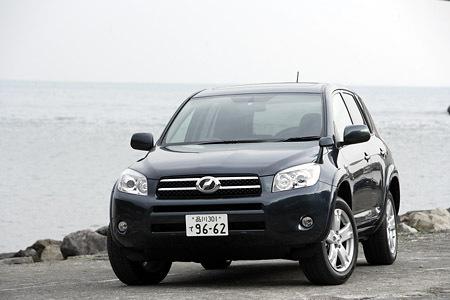 トヨタRAV4 Sport(4WD/CVT)【ブリーフテスト】