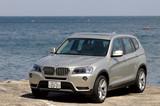 BMW X3 xDrive28i(4WD/8AT)【試乗記】