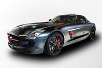 「メルセデス・ベンツSLS AMG マットブラックエディション」