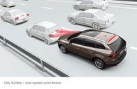 車両速度が30km/h以上ではシステムは作動しない。一方で、クリープや坂道で車両の速度が4km/hを越えた場合などは作動する。