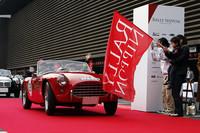 第105回:「ラリーニッポン2009」に出場! 「AC ACE」で京都へ スーザン史子のコ・ドライバー体験記の画像